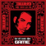 Game The Red Room Mixtape Cover & Tracklist