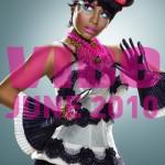 Nicki Minaj Covers The June/July Issue Of Vibe Magazine
