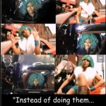 "Nicki Minaj Jacking Lil Kim Again In New Video ""Hello, Good Morning"""