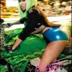 Nicki Minaj BlackMen Magazine Official Cover And Photos