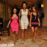 Lil Kim And LisaRaye In Puerto Rico MDW [With Pictures]