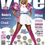 Nicki Minaj Covers The Summer Issue Of Vibe Magazine