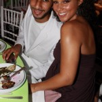 Alicia Keys And Swizz Beatz In The Hamptons [With Pictures]