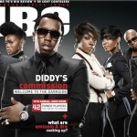 Diddy & Fam Covers Vibe Aug/Sept Issue