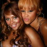 Eve And Lil Kim Makes Peace [With Picture & Video]