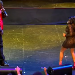 """Gucci Mane & Lil Kim Performs """"Freaky Girls"""" At The ESPY Award Pre-Party"""