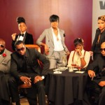 Exclusive Pictures: Behind The Scenes Of Diddy Rick Ross, & Bad Boy Records Vibe Cover Shoot