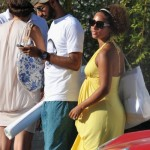 Alicia Keys And Swizz Beatz Spotted Leaving Their Honeymoon [With Pictures]