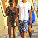 The Carters Vacaying On The Italian Coast [With Pictures]