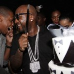 Young Jeezy Celebrated His 33rd Birthday In NYC [With Pictures]
