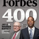 The Richest People In America, Jay-Z And Warren Buffet Covers Forbes Magazine