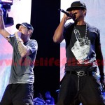 Exclusive: Photos & Videos From Jay-Z And Eminem's Detroit Concert