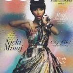 Nicki Mianj Covers Out Magazine
