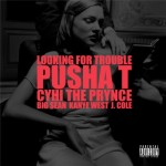 """New Music: Kanye West Ft. Pusha T, CyHi Da Prynce, Big Sean & J. Cole """"Looking For Trouble"""""""