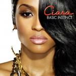 Ciara's Basic Instinct Album Cover & Tracklisting