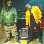 Diddy & Rick Ross Styling On Them Lames In $2,200 Leather Jackets
