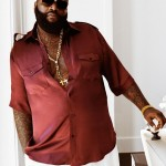 Rick Ross' Album Teflon Don Is Now Gold (500,000 In Sells)