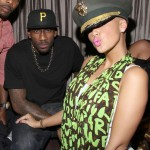 Whats Going On Between Amar'e Stoudemire & Amber Rose?