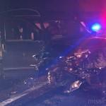 Breaking News: Jim Jones' Escapes Death In A Car Accident