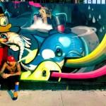 Chris Brown: When Music & Art Meets On The Street Corner