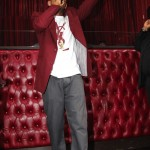 Fabolous Styling On Them Lames In A Pair of $525 Yves Saint Laurent Sneakers & $285 Shirt