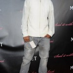 Five Dope Pics Of Fabolous Styling In Louis Vuitton Sneakers, Belt, Coin Holder & Sunglasses