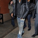 Jay-Z Styling On Them Lames In A Pair Of $535 Balenciaga Sneakers