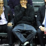 Dope Pic Of The Day: Jay-Z Spotted Laughing Hard Courtside At The Nets Game