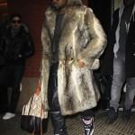 Kanye West & Chris Brown Styling On Them Lames In Air Jordan Retro Sneakers