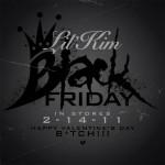 Black Friday: Lil Kim (Mixtape Artwork)