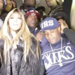 """Exclusive Pics & Video Footage Of Lil Kim & IRS On The Set Of """"Black Friday"""" & """"Clap Clap"""" Video Shoot"""