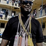 Just Stupid! T-Pain Bottles Of Circo, Nuvo, Conjure & Ace Of Spade Chains