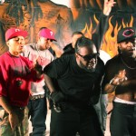 """Behind the Scenes Pics of DJ Khaled & Friends """"Welcome To My Hood"""" Video Shoot"""