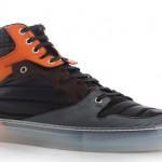 Balenciaga Spring/Summer 2011 Patchwork High-top Sneaker ($556)