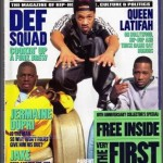 Dope Throwback: Def Squad On The Cover Of The Source Magazine