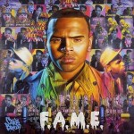 Chris Brown's F.A.M.E. Album Cover