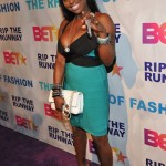 Spotted: Foxy Brown, Fabolous, Wiz Khalifa & Keri Hilson At BET'S Rip The Runway [Pictorial]