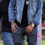 Sneaker Me Dope: Chris Brown Wearing A Pair Of Air Jordan Retro 3 Sneakers
