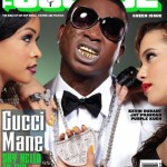 Gucci Mane Covers The Source Magazine