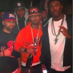 The Harlem Diplomats Brings Out Meek Mill In Philly [With Video]