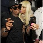 Lil Wayne Gets A Lap Dance From Nicki Minaj [With Video]