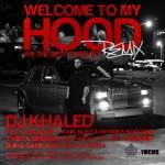"Dope Music: DJ Khaled Ft. Ludacris, T-Pain, Busta Rhymes, Mavado, Twista, Birdman, Ace Hood, Fat Joe, Jadakiss, Bun B, Game & Waka Flocka ""Welcome to My Hood (Remix)"""