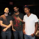 Dope Studio Session: Drake, Pharrell & 40