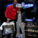 ***Couple Alert***Brandon Jennings & Teyana Taylor Spotted Shopping At Revive In L.A.