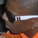 Dope Throwback: Don Bleek Styling In Gucci Sunglasses & Yellow Diamond Earrings