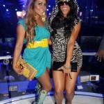Lil Kim & Friends Takes Over Club Liv In Miami
