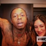"""Lil Wayne Speaks On Cougar Girlfriend Rumors & Shouts Out Skylar Diggins Backstage At His """"I Am Music 2"""" Tour"""