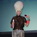 Nicki Minaj Sleep In Thongs And Tee-Shirt & Like A Man With A…