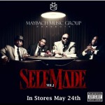 Rick Ross' MMG Self Made Official Album Cover & Tracklist