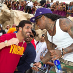 Memorial Day Weekend: Drake, Lil Wayne & Lil Twist Flew Out Of Miami To Host A Pool In Vegas